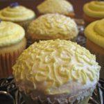 Cornelli Lace Cupcakes