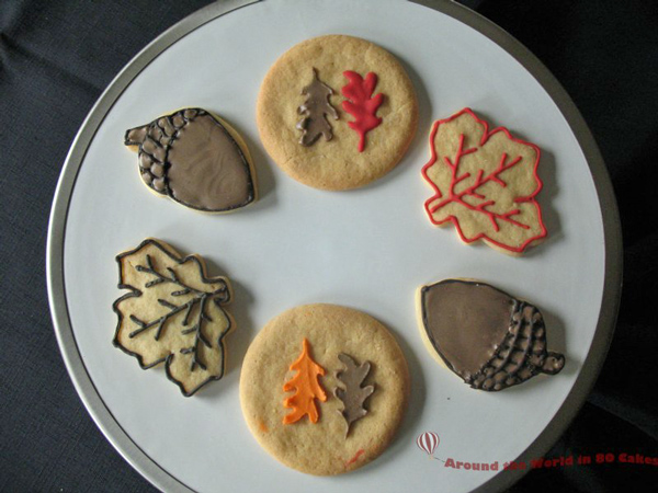 fall-leaves-and-acorn-cookies