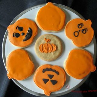 Halloween Cookies and Other Fall Ideas