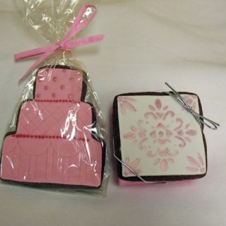 New Favors-Edible Sugar Boxes