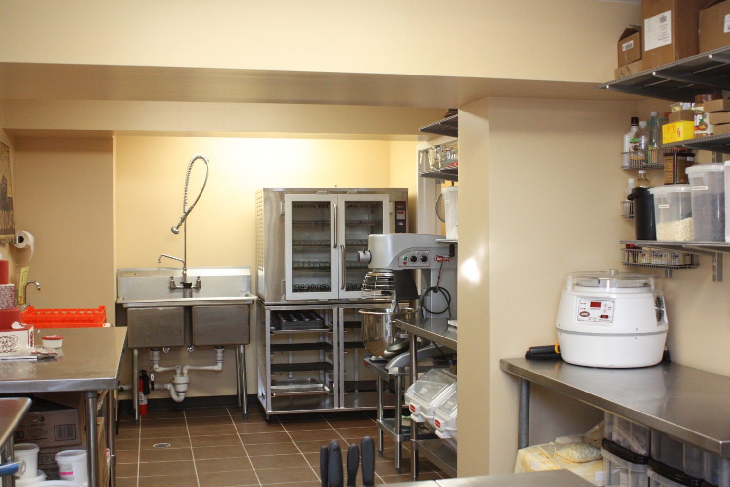 Baking Room Design