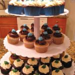 2011 UNC Graduation Cupcakes