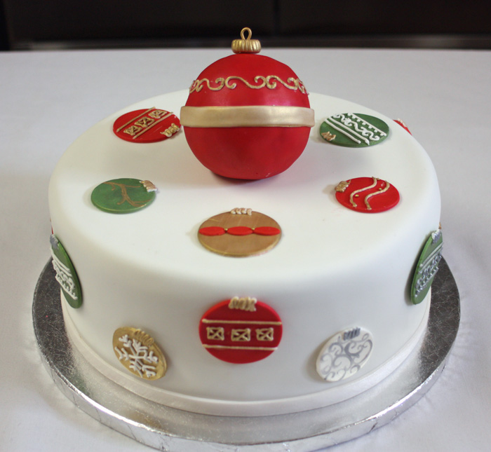 Christmas Cake Choice