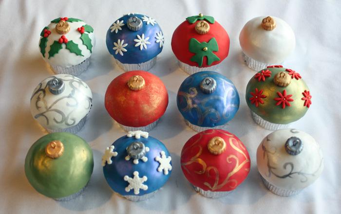 Easy Cake Balls Christmas