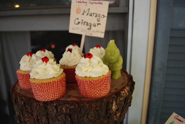 Garden Party Cupcakes 2