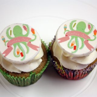 Gluten Free Cupcakes For A First Birthday