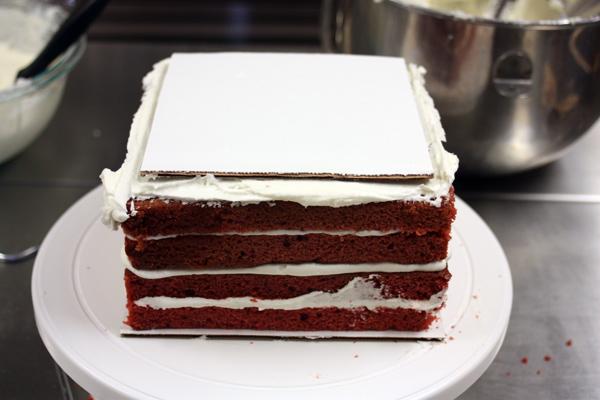 Tardis Cake step-2