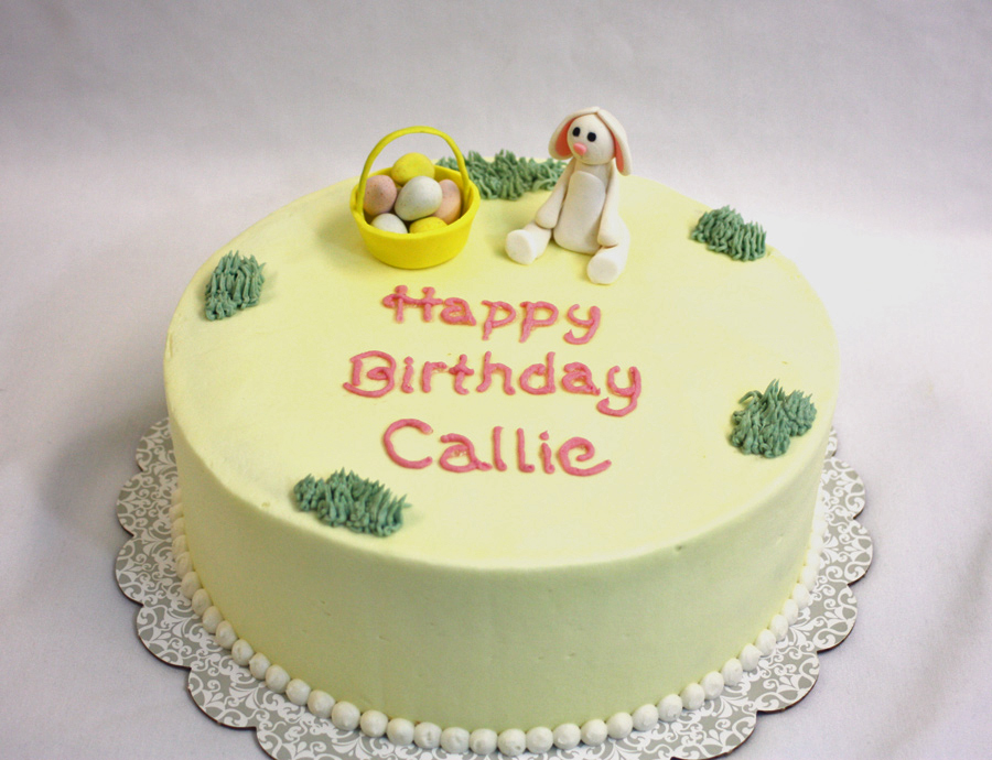 Easter Bunny Cake Around The World In 80 Cakes