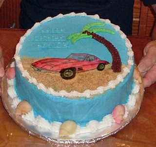Father's Day Cakes: A Blast From the Past