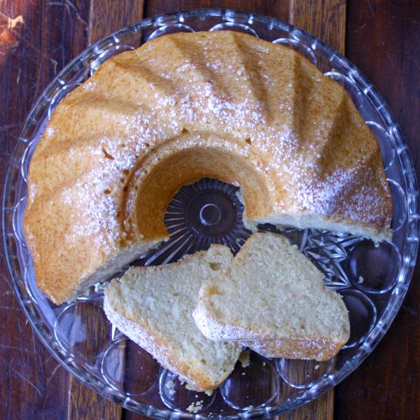 Bolo de Fuba Recipe - Around the World in 80 Cakes