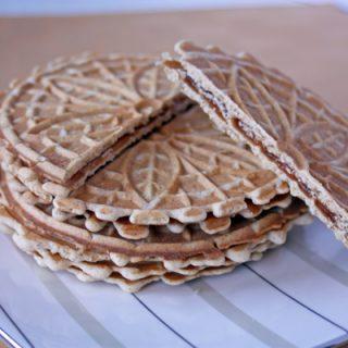 Stroopwafels: My take on a tasty Dutch cookie