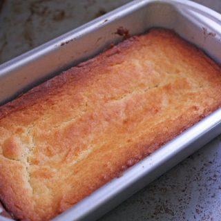 Swedish Sandkaka (Sandcake) Recipe
