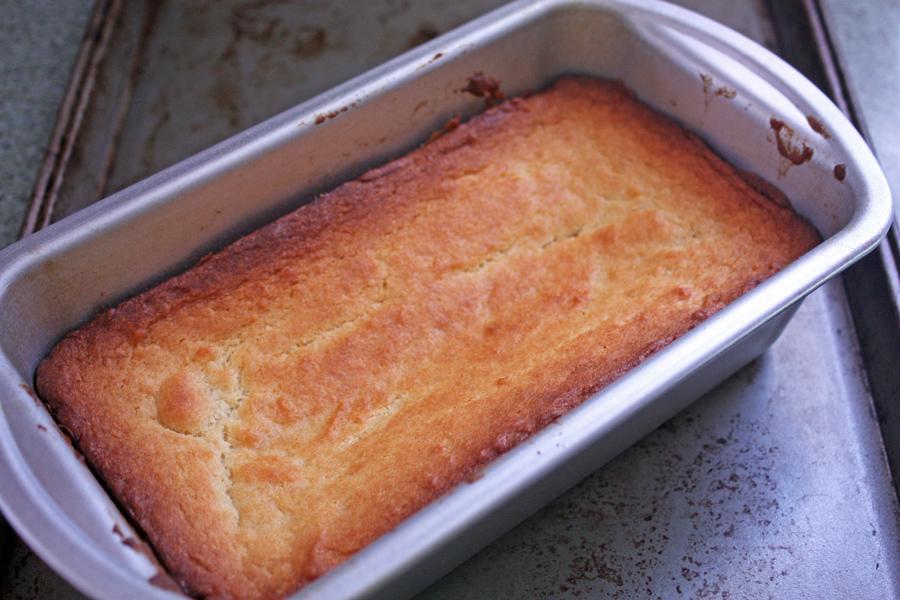 Sandkaka Cake