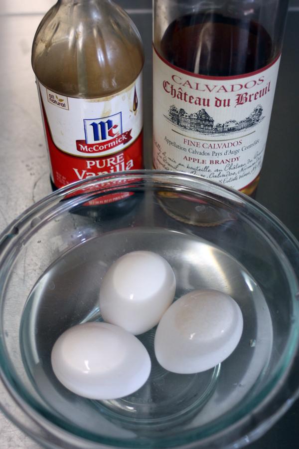 Sandkaka Recipe Step-3-liquid-ingredients