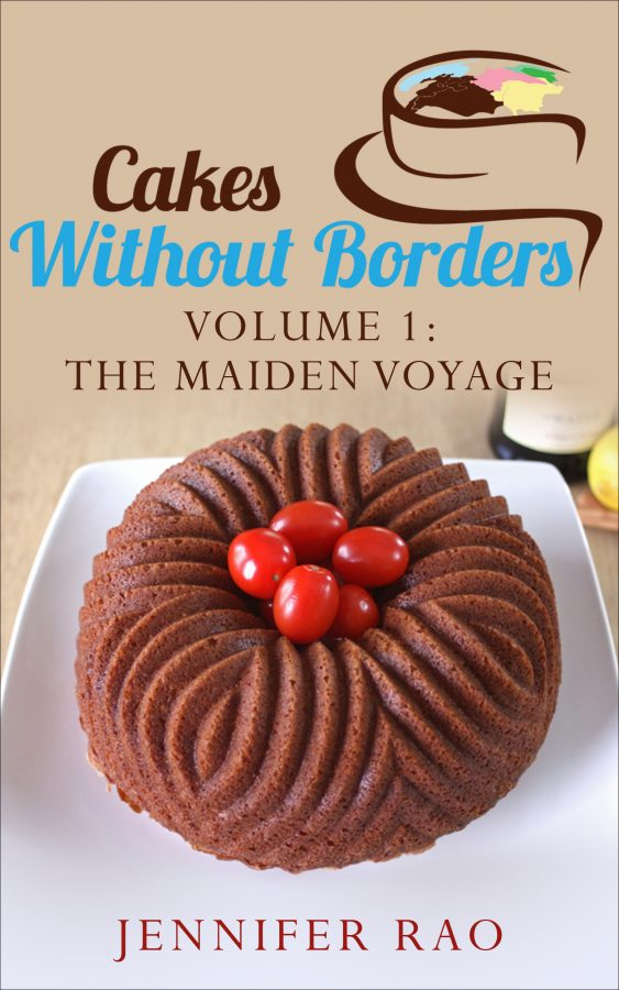 cakes without borders volume 1 book cover