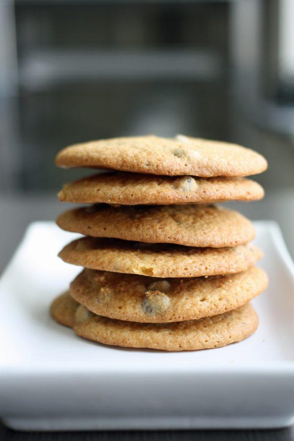 Apple Chocolate Chip Cookies
