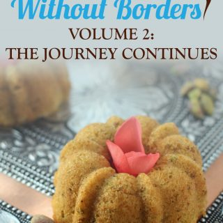 Cakes Without Borders Volume 2 cover